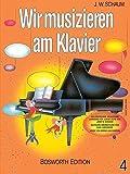 Wir Musizieren Am Klavier, Band 4: Buch für Klavier