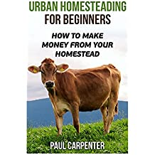 Urban Homesteading For Beginners: How To Make Money From Your Homestead