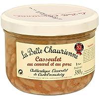 La Belle Chaurienne Cassoulet au canard et au porc Le pot de 380g - Prix Unitaire - Livraison Gratuit Sous 3 Jours
