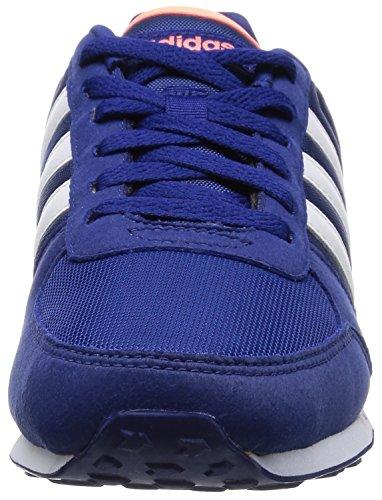adidas CITY RACER W - Sportschuhe  - Damen, Mehrfarbig Mittelblau