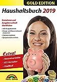 Haushaltsbuch 2019 Einnahmen und Ausgaben im �berblick - EXTRA: mit Medizinverwaltung, Hausratverwalter, KFZ Verwalter f�r Windows 10 / 8.1 / 8 / 7 / Vista und XP Bild