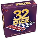University Games 32 Dice Strategy Game