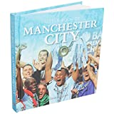 Manchester City FC Official Little Book Of Manchester City Football (16cm x 16cm) (Blue)