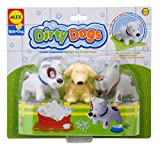 Alex Toys Bathtime Fun Dirty Dogs