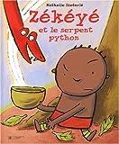 Zekeye et le serpent python