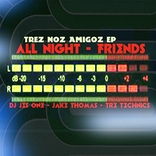 The Trez Noz Amigoz EP