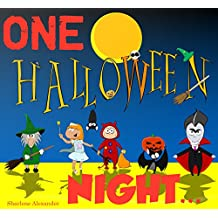 One Halloween Night... (English Edition)