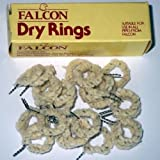 1 PACK OF 25 FALCON DRY RINGS FOR PIPES