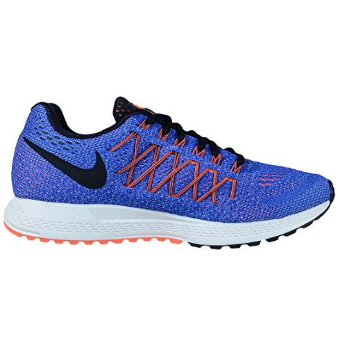 Nike Wmns Air Zoom Pegasus 32, Scarpe da Corsa Donna Blu (Azul (Rcr Bl / Blk-Hypr Orng-Brght Mng))