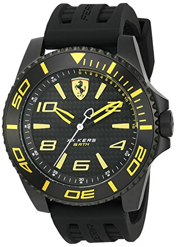 ferrari-mens-xx-kers-quartz-stainless-steel-and-silicone-casual-watch-colorblack-model-0830307