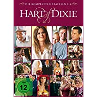 Hart of Dixie - Die kompletten Staffeln 1-4