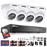 Best ANNKE Dvr Cameras - ANNKE Système de caméras de vidéosurveillance 4 +1 Review