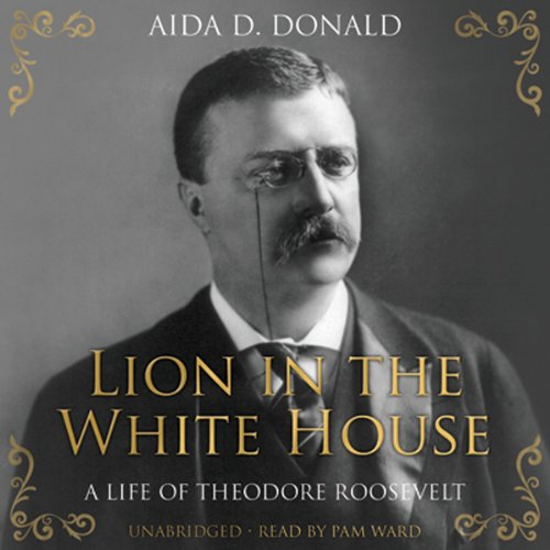 Lion in the White House  Audiolibri