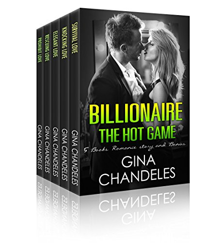 Billionaire Romance Collection: Billionaire The Hot Game: (A Billionaire Erotic Short Story Collection of Millionaire Romance, Billionaire Romantic Shorts) ... Erotica Short Stories - Romantic Anthology)