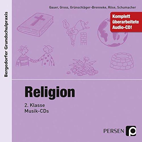 Religion - 2. Klasse, Musik-CD