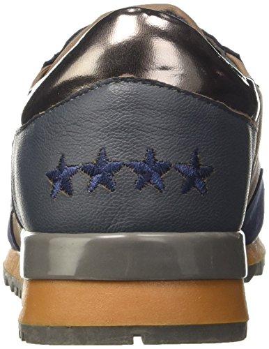 Invicta Scarpa, Sneaker a Collo Basso Unisex-Adulto Marrone (Moro)