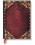 Romantische Sensibilität Pastorale Impulse - Notizbuch Midi Liniert - Paperblanks