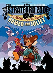 Stratford Zoo Midnight Revue Presents Romeo and Juliet, The by Zack Giallongo (2015-10-13)
