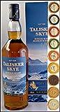 Talisker Skye Single Malt Whisky mit 9 DreiMeister Edel Schokoladen in 9 Variationen, kostenloser Versand