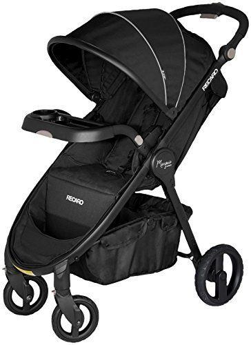 RECARO 444.01.ONYX Performance Marquis Luxury Stroller, Onyx by Recaro -