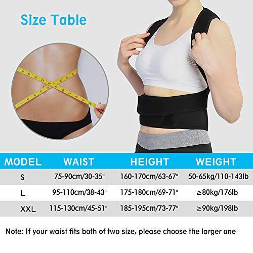 Zoom IMG-2 postura schiena doact per raddrizza