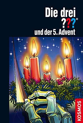 Buchseite und Rezensionen zu 'Die drei ??? und der 5. Advent (drei Fragezeichen)' von André Minninger
