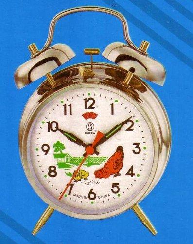 despertador-clasica-mecanica-color-argente-de-gallina-picore