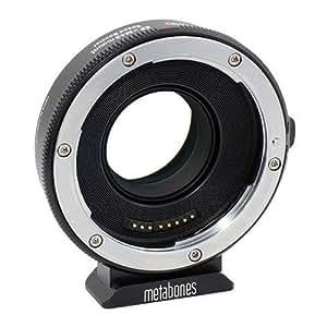 Adaptateur SPEF-M4/3-BM1 Metabones avec Speedbooster m4/3 pour objectifs Canon EF
