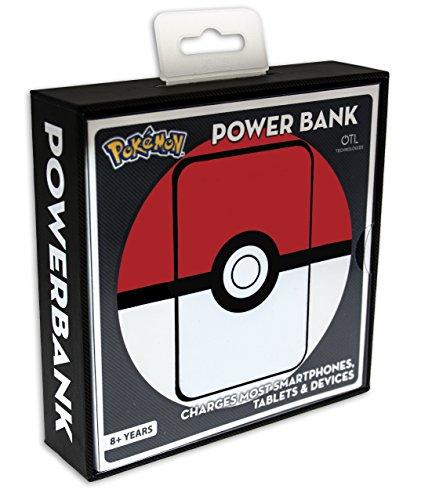 Pokemon Pokeball Power Bank