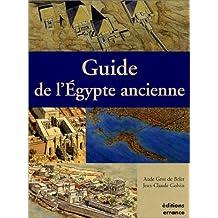 Guide de l'Egypte ancienne