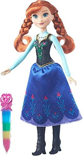Hasbro - Disney Frozen Die Eiskönigin - Annas Funkelnder Kristallzauber