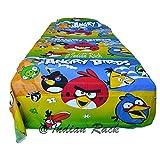 Indian Rack kids Birds Premium Cotton Si...