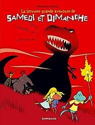 Samedi et Dimanche - Intégrale - tome 1 - Samedi et Dimanche - Intégrale T1 (T1 à T4)
