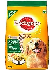 Pedigree Adult Dog Food Vegetarian, 1. 2 kg k