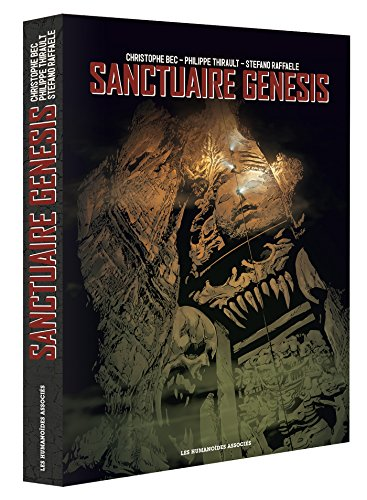 Sanctuaire Genesis - Coffret : T1 & 2