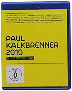 Paul Kalkbrenner - 2010/A Live Documentary [Blu-ray]