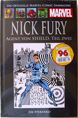 Die offizielle Marvel-Comic-Sammlung Classic IX: Nick Fury - Agent von Shield Teil II