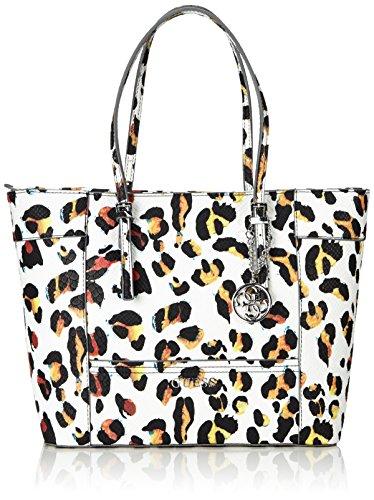 Guess Damen, Tasche, Hwml45 35230, Leopard, Einheitsgröße