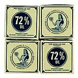 Set Of 4 Savon De Marseille Soap 4 X 3.5...