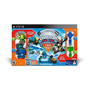 Skylanders:  Trap Team – Starter Pack – Standard Edition – [PlayStation 3]