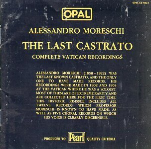 The Last Castrato [Import anglais]