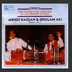 Ghazal - For The First Time Together - Vol - 1