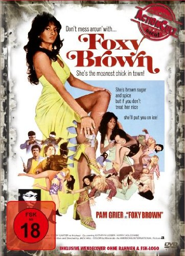 MGM Home Entertainment GmbH (dt.) Foxy Brown (Action Cult, Uncut)