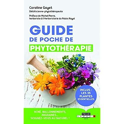 Guide de poche de phytothérapie