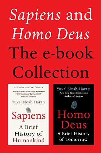 Sapiens and Homo Deus: The E-book Collection: A Brief History of ...