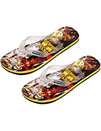 9b6402d9871c9 Indistar Combo Pack of 2 Pair of Stylish Comfortable Flip Flop House  Slippers Hawaii Chappal for
