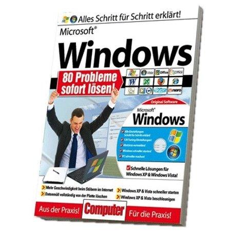 Microsoft Windows Computerbuch inkl. Software