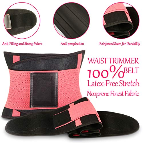 Zoom IMG-2 wostoo donna fascia addominale waist