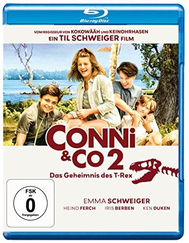 Conni & Co 2 – Das Geheimnis des T-Rex [Blu-ray]