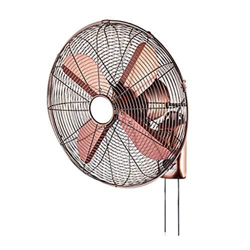 XN Fan Ventilador MecáNico para Colgar En La Pared, Ventilador Industrial con...
